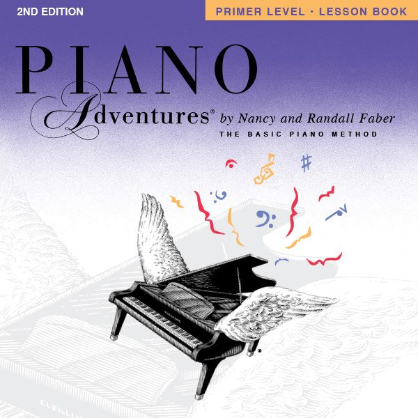Piano Adventures® Primer Level Lesson Book Play-Along Audio