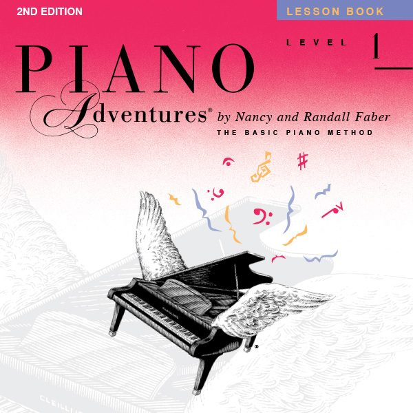 Piano Adventures® Level 1 Lesson Book Play-Along Audio