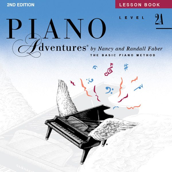 Piano Adventures® Level 2A Lesson Book Play-Along Audio