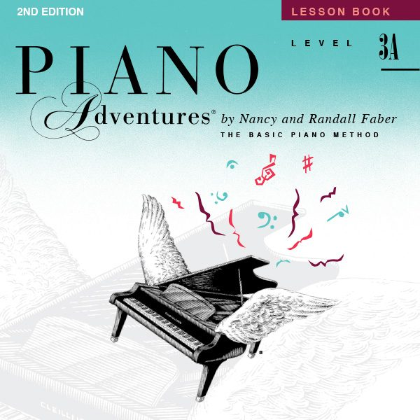 Piano Adventures® Level 3A Lesson Book Play-Along Audio