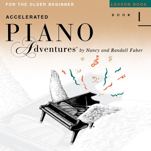 Accelerated Piano Adventures® Lesson Book 1 Play-Along Audio