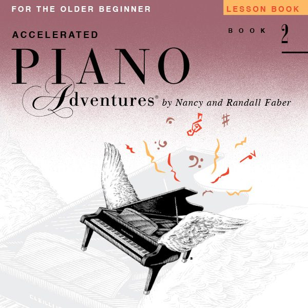 Accelerated Piano Adventures® Lesson Book 2 Play-Along Audio