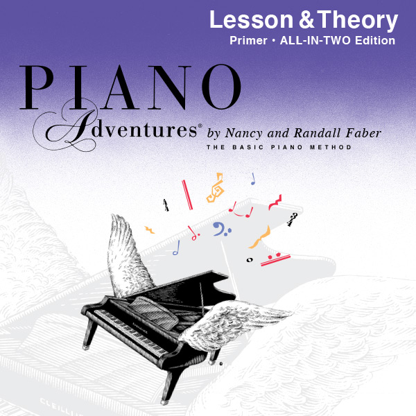 Piano Adventures® Primer Level Play-Along Audio (All-in-Two Edition)